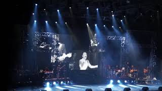 张信哲《未来式云顶演唱会》雨后