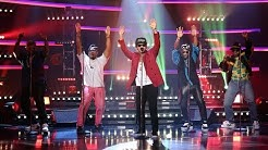 Mark Ronson & Bruno Mars Perform